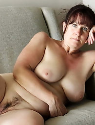Mature chick enjoys to take part in porn
