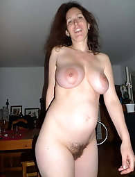 Exciting mature women look exposed