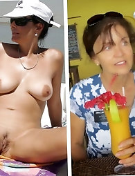 Posh mature prostitutes were fucked intensively